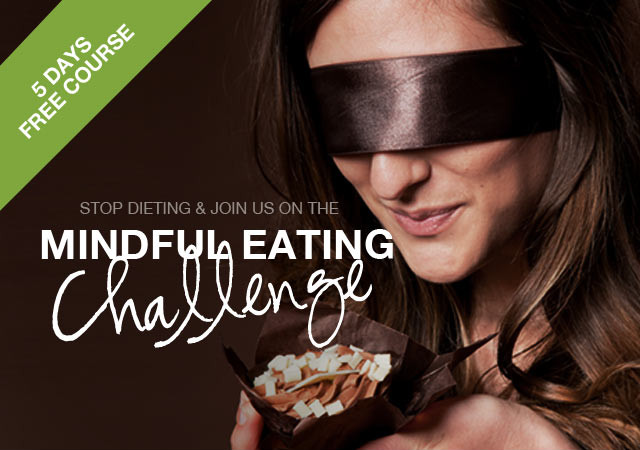 Take the free 5 day mindful eating challenge